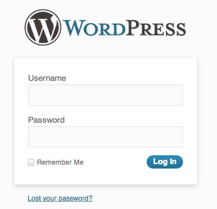 11-Set-up-a-blog-login-to-wordpress