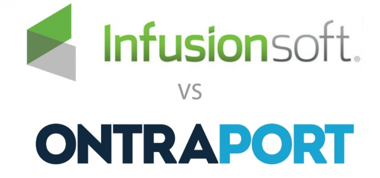 Infusionsoft vs Ontraport